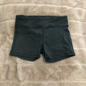 Joe fresh grey bike shorts in xs